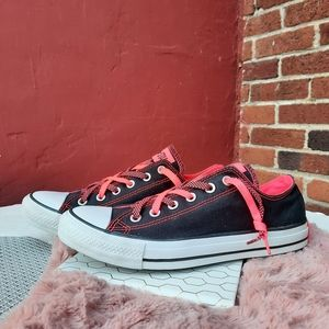 Converse Chucks Neon All Star Low Top Sneaker Fall